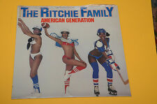 RITCHIE FAMILY LP AMERICAN GENER 1°ST ORIG ITALY SIGILALTO SEALED TOP DISCO DANC