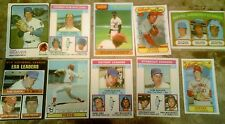 10 DIFF TOM SEAVER CARDS ROM THE 70'S NRMT GREAT LOT  SAVE BIG