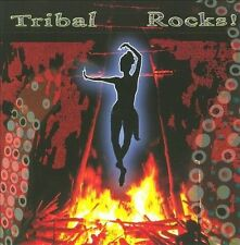 FREE US SH (int'l sh=$0-$3) USED,MINT CD Music Mosaic Collection: Tribal Rocks!