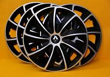 "4x14"" Renault Clio,Kangoo......SET OF 4 14 inch WHEEL TRIMS, COVERS, HUB CAPS"