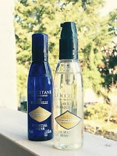 L'OCCITANE Immortelle Oil Makeup Remover & Essential Water Set 2 Pc Travel Size
