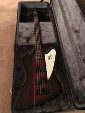 Epiphone Thunderbird Bass with Epiphone case