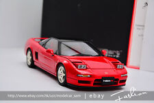 AUTOart 1:18 HONDA NSX Type R 1992 Red