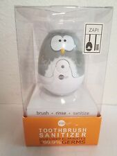 NEW Violight Kids Toothbrush Sanitizer Owl  VVI0855 Vio Light NIP