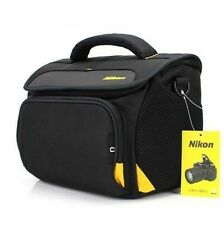 Camera Case Bag for Nikon DSLR D3200 D5100 D7000 D3100 D90 D5200 D3000 D5000