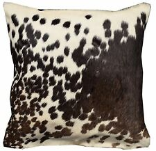 WESTERN NATURAL HAIR-ON COWHIDE CUSHION COVER KC-1731