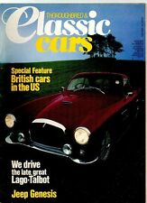 THOROUGHBRED & CLASSIC CARS MAGAZINE - March 1984