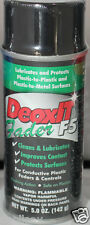 DeoxIT® Fader F5 142g spray can