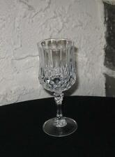 """Long champ's """"WINE GLASS 8 OZ  """" Fine crystal  BUY WHAT YOU WANT!!"""