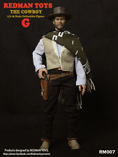 "1/6 Scale REDMAN TO YRM007 G Model Toy -The Cowboy The Good 12"" Action Figure"