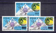 Olympiade 1980, Olympic Games - Dschibuti - 265, 271-272 ** MNH