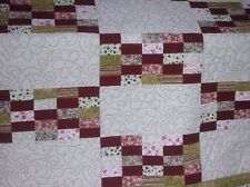 Long arm Machine Quilting Service  for your Twin size Quilt Top