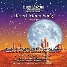 Desert Moon Song Hemi-Sync CD Metamusic