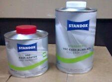 TRASPARENTE lucido antigraffio  vernice  2:1 1000ml + cat - Standox Voc-Easy-2K