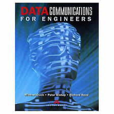 Data Communications for Engineers,GOOD Book