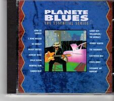 (FH491) Planete Blues, The Essential Series  - 1993 CD
