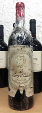 Grand Bordeaux 1986 Le Berger Baron, le Bordeaux de Rothschild grand vin 30 ans