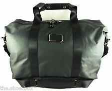 TUMI 'Alpha 2' Green Small Soft Travel Nylon Duffle Bag - 22149GR2E