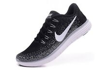 WOMENS NIKE FREE RN DISTANCE RUNNING TRAINERS/SHOES UK5.5  827116 010  RRP £105