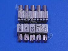 10PCS 4*4*9 DC3-6V Micro-Rotor Motor Phone Vibrator Vibration Vibrating Motor