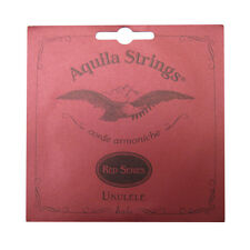 UKULELE STRINGS AQUILA NYLGUT - RED SERIES - TENOR LOW G - 88U - SUPERIOR SOUND