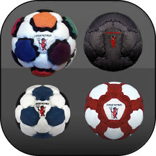 CATACLYSM FOOTBAG 4-pack 44+44+32+42 panels hacky sack 4 different kind of fill