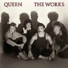 "QUEEN ""THE WORKS"" 2 CD DELUXE VERSION REMASTERED NEU"