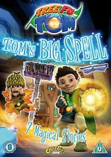 Tree Fu Tom: Tom's Big Spell DVD - CBeebies Childrens Kids Family Magic **NEW**