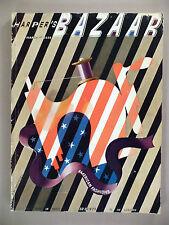 Harper's Bazaar Magazine - March 1, 1938 ~~ Cassandre ~ Virginia Woolf & Colette