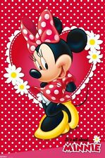 24x36 Disney Minnie Mouse Poster rolled and shrink wrapped