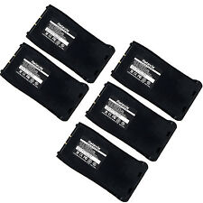 5Pc Retevis 1500mAh Radio Li-ion Battery For Retevis H-777/Baofeng 888s US Stock