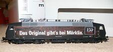 J4   Märklin  37530 E Lok BR 120 159-9 DB 150 Jahre Märklin  ungenutzt