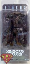 "XENOMORPH WARRIOR (BROWN) Aliens 7"" inch Movie Figure Series 1 Neca 2013"
