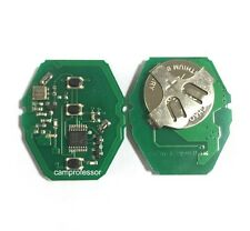New EWS Remote Control Circuit Board for BMW 3 Button 433MHz Without Key Shell