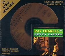 Charles, Ray And Betty Carter DCC GOLD CD NEU OVP Seale
