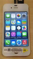 Calidad Original Repuesto Pantalla Lcd Digitalizador Para Original Iphone 4s Blanco