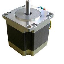 12N.m Nema34 2ph Hybrid Stepper Motor 4-lead L150mm CNC Router fit MD680A MA860H