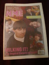 NME 1990 NOV 10 INSPIRAL CARPETS TEENAGE FANCLUB FLOWERED UP LED ZEPPELIN