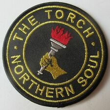 NORTHERN SOUL PATCH - THE TORCH - NORTHERN SOUL