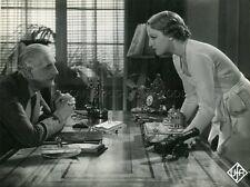 BRIGITTE HELM  PIERRE BLANCHAR L'OR  1934 VINTAGE PHOTO ORIGINAL #2