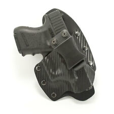 Taurus, NT Hybrid Concealed IWB Gun Holster, Kydex & Leather