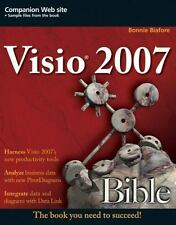 Visio 2007 Bible-ExLibrary