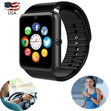 Bluetooth Smart Wrist Watch GSM Phone For Android Samsung HTC LG Motorola ASUS