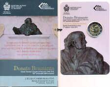 Moneta commemorativa SAN MARINO 2014 - Donato Bramante - Rarità