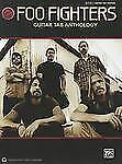 Guitar TAB Anthology: Foo Fighters -- Guitar TAB Anthology : Guitar TAB by Foo F