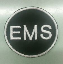 Philadelphia Flyers ED SNIDER ~EMS~ Memorial Embroidered Patch(Away) *FREE SHIP*