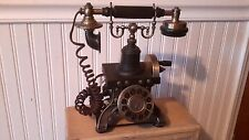Antique Reproduction Telephone  French Style Tested, works perfectly