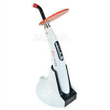 Woodpecker Brand Dental Wireless Cordless LED-B Cure Curing Light Lamp 1400mw