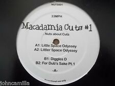 "MACADAMIA CUTS #1 ...NUTS ABOUT CUTS 12"" RECORD - MACADAMIA MELODIES - NUTS001"