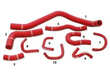 MISHIMOTO Radiator Hose Kit Red Silicone 88-91 Honda Civic/CRX D15/D16